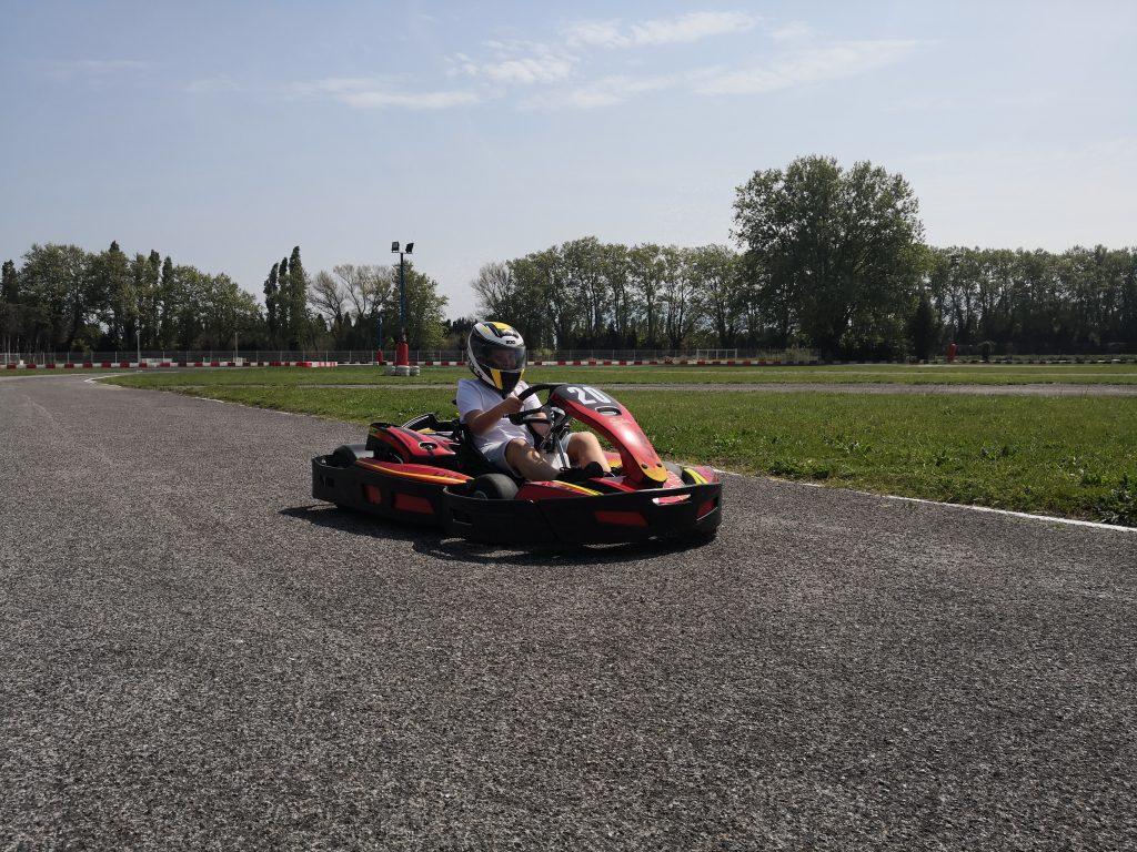 Karting junior