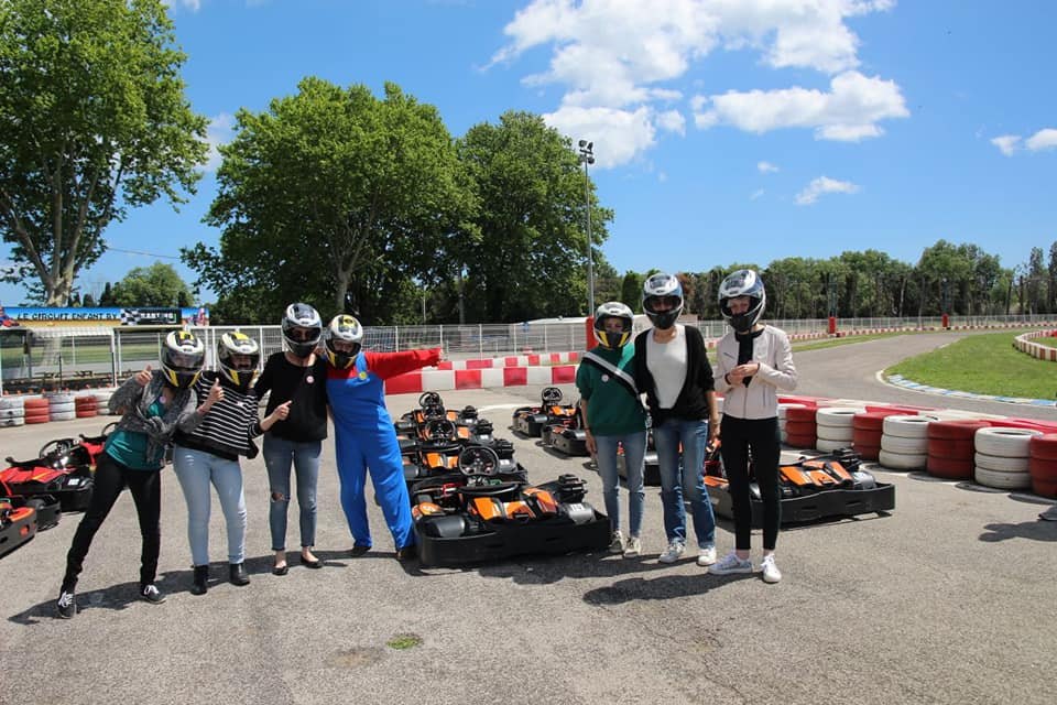 EVJF à Perpignan, l'expérience Grand Prix pour vous les filles !