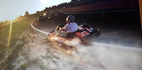 Vos vacances avec karting Canet en Roussillon